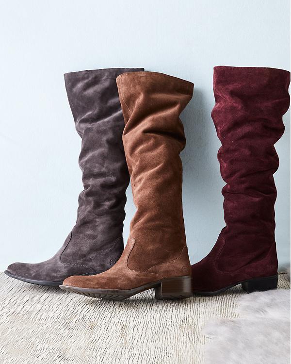 86c637101e Børn Cady 2 Suede Boots | Garnet Hill