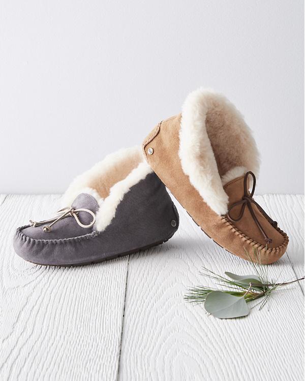 385d2236c421 UGG® Alena Cozy Lodge Slippers