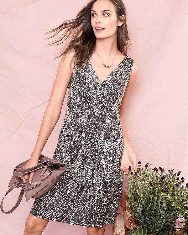 bd34e5e46abc Starlet Sleeveless Knit Dress | Garnet Hill