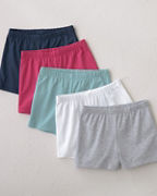 Girls' Cotton Legging Shorts