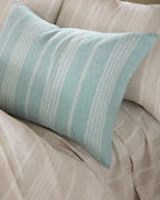 Linen Yarn-Dyed Stripe Duvet Cover