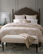 Bloom Jacquard Duvet Cover, Sham, and Pillow Cover