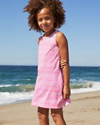 Girls' Racerback Cover-Up Dress