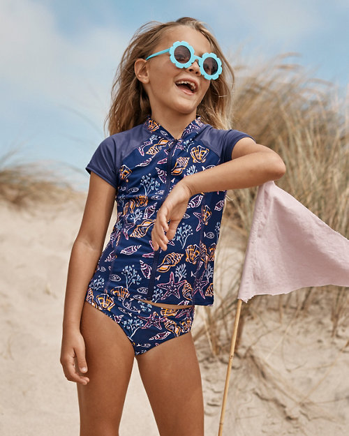 2c563a94ae Girls' Swimwear, Girls' Swimsuits | Garnet Hill