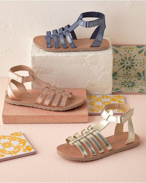 774b4500da14 Kids  Italian Gladiator Sandals. Quick Shop