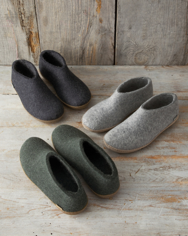 830b7dafb25d Glerups Men s Wool Slippers