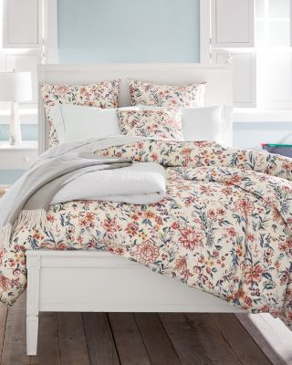 Mia Floral Duvet Cover, Sham, And Pillow Cover by Garnet Hill