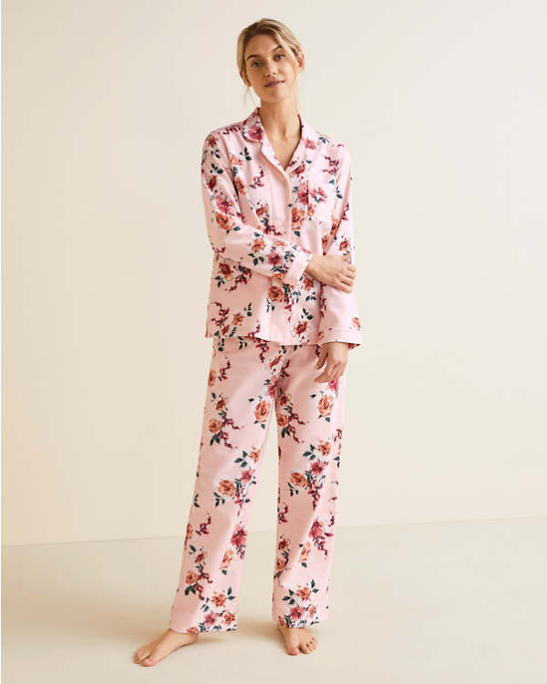 Garnet Hill Flannel Sleepwear