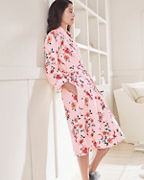 Organic-Cotton Classic Flannel Robe