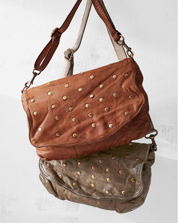 582162ef2df3a Mora Studded Cross-Body Bag