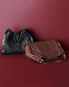 Vienna Woven Shoulder Bag