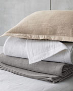 EILEEN FISHER Haven Quilt and Sham