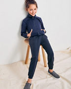 Girls' French Terry Play Pants