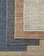 Artisanal Braided Jute Rug by Dash & Albert