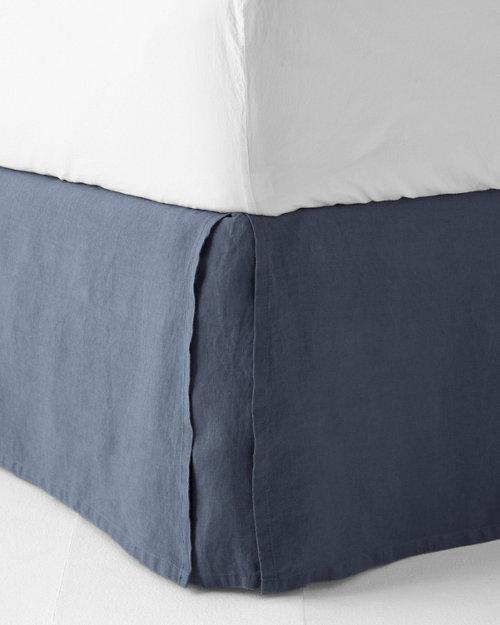 White Bedskirts Cotton Or Linen Bedskirts Garnet Hill