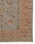 EILEEN FISHER Botanical Hand-Knotted Wool Rug