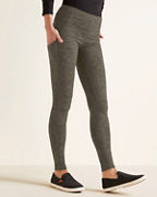 Seam-Detail Leggings