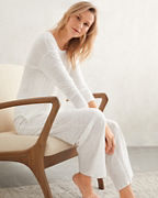 EILEEN FISHER Organic-Linen Knit Pajamas