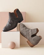 Seychelles Woven Ankle Boots