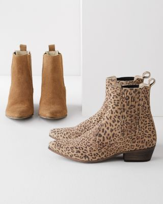 Ivylee Bailey Short Boots by Garnet Hill