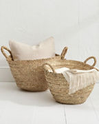 Moroccan Basket and Tray