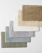 Organic-Cotton Bath Rug