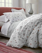 Windy Day Organic-Cotton Percale Bedding