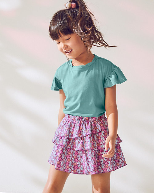 aea74fa4ec Girls' Skirts | Knit Skirts, Cotton Skirts | Garnet Hill