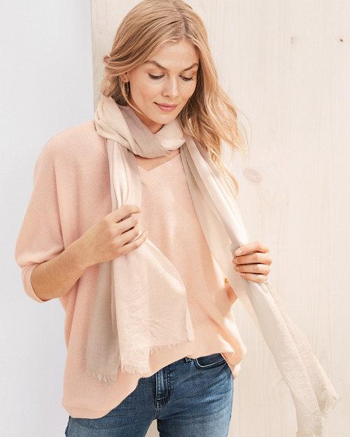 Cashmere Oversized V-Neck Sweater 020bd88e8