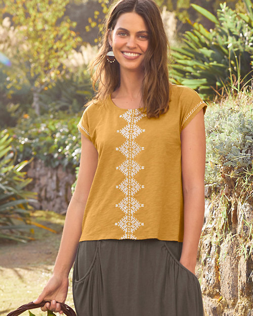 5549c438919e Women's Organic Cotton Clothing | Garnet Hill
