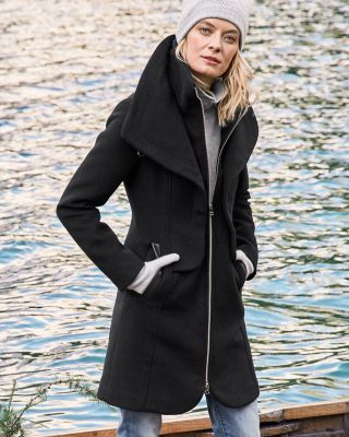New Soia & Kyo Flavie Coat by Garnet Hill