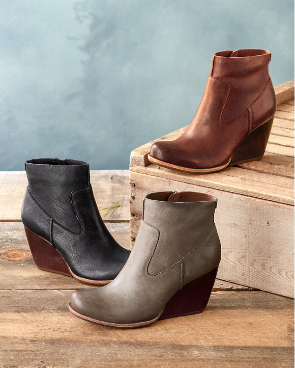d16ae92cef1 Kork-Ease® Michelle Wedge Boots