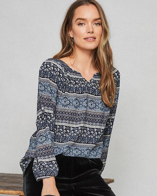 373359ee3f4171 Women's Shirts | Cotton Blouses, Silk Shirts | Garnet Hill