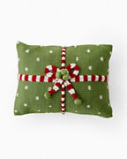 Holiday Knit Mini Gift Pillow