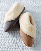 Jax & Bard Shearling Slippers