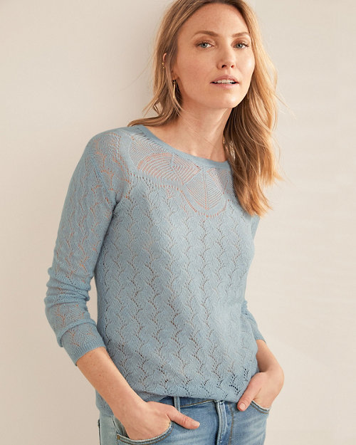 295134e78f7 Featherweight Cashmere Pullover