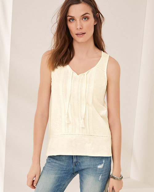 0c64ea6638 Women's Cotton Tops, Tunic Shirts, Blouses | Garnet Hill