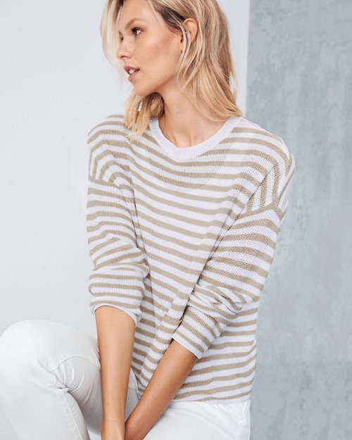c0c6290dfe4d Linen Shop | French Linen Clothing | Garnet Hill