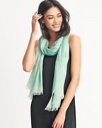 EILEEN FISHER Hand-Painted TENCEL™ Scarf
