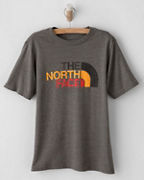 The North Face® Boys' Short-Sleeve Tri-Blend Tee