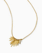 Dana Kellin Fringe Necklace