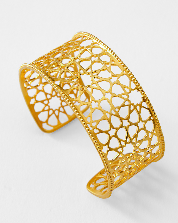 59838dece Satya Cutwork Cuff Bracelet