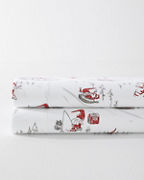 Adventurous Gnomes Organic-Cotton Percale Bedding
