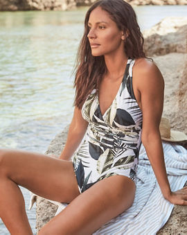 6f4c23c5c12 La Blanca Moment-of-Zen Mio Swimsuit. Quick Shop