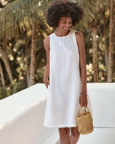 Shop Linen Dresses