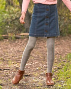 Girls' Denim Skirt