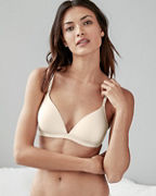 Hanro Satin Deluxe Soft-Cup T-Shirt Bra
