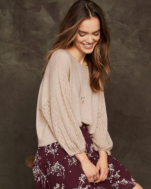 0531f5bb94d Women's Pullover Sweaters, Cardigan Sweaters | Garnet Hill