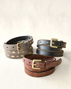Sylvia Leather Belt