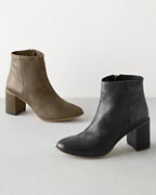 Olivia Heeled Ankle Boots